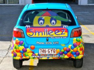 car and van signage